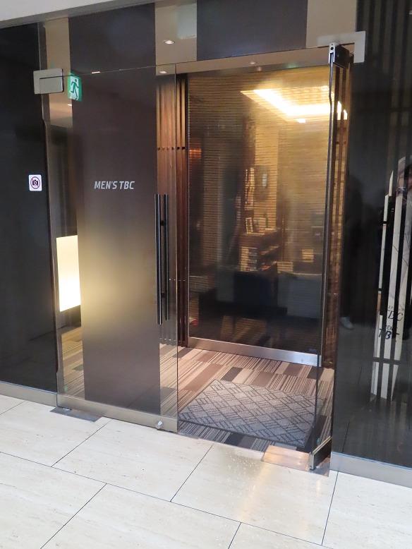 MEN'S TBC新宿本店エントランス